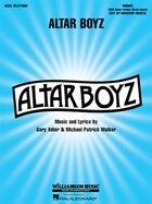Altar Boyz: Piano/Vocal Selections