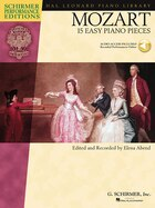 Mozart - 15 Easy Piano Pieces: Schirmer Performance Editions Series