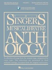 Singer's Musical Theatre Anthology - Volume 3: Mezzo-soprano Book/online Audio