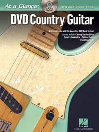 Country Guitar: DVD/Book Pack