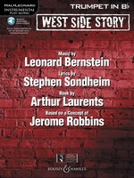 West Side Story For Trumpet: Instrumental Play-along Book/cd Pack