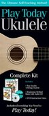 Play Ukulele Today! Complete Kit: Includes Everything You Need to Play Today! by Hal Leonard Corp.