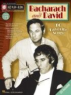 Bacharach And David: Jazz Play-Along Volume 123