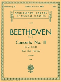 Concerto No. 3 In C Minor, Op. 37 (2-piano Score): National Federation Of Music Clubs 2014-2016…