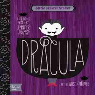 Dracula: A Babylit(tm) Counting Primer by Jennifer Adams