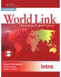 World Link Intro With Student Cd-rom: Developing English Fluency