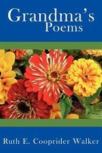 Grandma's Poems