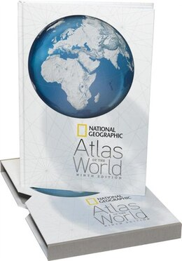 Book National Geographic Atlas Of The World, Ninth Edition by National Geographic