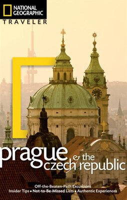 Book National Geographic Traveler: Prague And The Czech Republic, 2nd Edition by Stephen Brook
