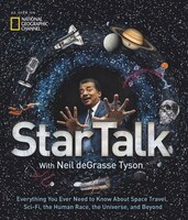 Startalk: Everything You Ever Need To Know About Space Travel, Sci-fi, The Human Race, The Universe…