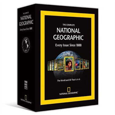 The Complete National Geographic: Every Issue Since 1888 by National Geographic