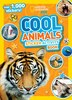 National Geographic Kids Cool Animals Sticker Activity Book: Over 1,000 Stickers! by National Geographic Kids