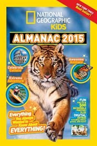 Book National Geographic Kids Almanac 2015, Canadian Edition by National Geographic Kids