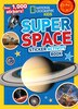 National Geographic Kids Super Space Sticker Activity Book: Over 1,000 Stickers! by National Geographic Kids