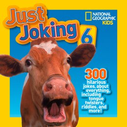 Book National Geographic Kids Just Joking 6 by National Geographic Kids