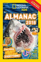 Book National Geographic Kids Almanac 2018, Canadian Edition by National Geographic Kids