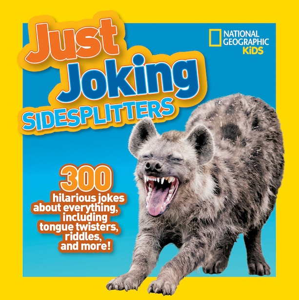 Just Joking Sidesplitters, Book By National Geographic