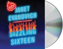 Book Sizzling Sixteen by Janet Evanovich