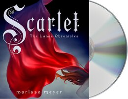 Book Scarlet by Marissa Meyer