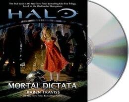 Book Halo: Mortal Dictata by Karen Traviss