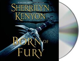 Book Born of Fury: The League: Nemesis Rising by Sherrilyn Kenyon