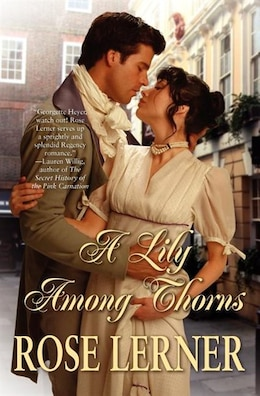 Book A Lily Among Thorns by Rose Lerner