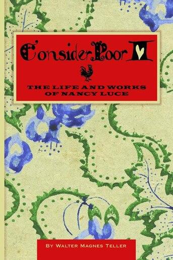 Consider Poor I by Walter Teller