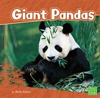 Giant Pandas, Book By Molly Kolpin (Reinforced Library