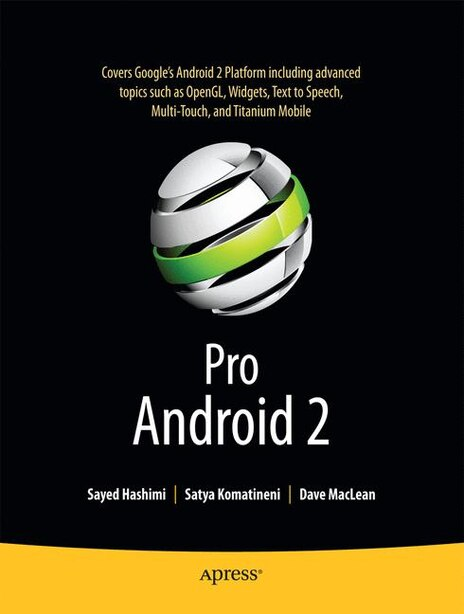 Pro Android 2 by Sayed Hashimi