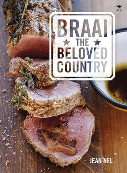 Book Braai The Beloved Country by Jean Nel