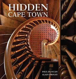 Book Hidden Cape Town by Alain Proust