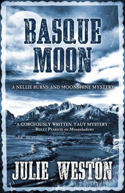 Basque Moon: (Large  Print) by Julie Weston