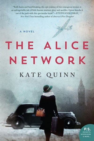 The Alice Network: (Large  Print) by Kate Quinn