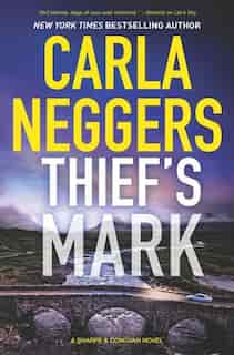 Thief's Mark: (Large  Print) by Carla Neggers