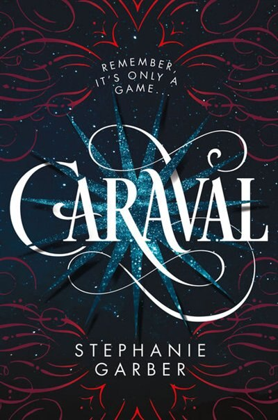 Caraval: (Large  Print) by Stephanie Garber