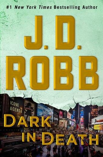 Dark In Death: (Large  Print) by J. D. Robb