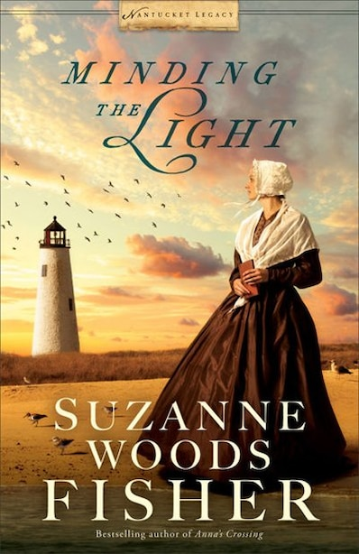 Minding The Light: (Large  Print) by Suzanne Woods Fisher