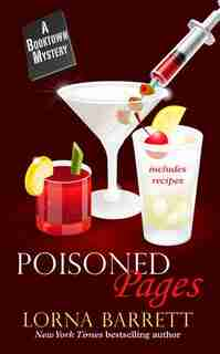 Poisoned Pages: (Large  Print) by Lorna Barrett