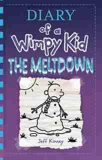 The Meltdown: (Large  Print) by Jeff Kinney