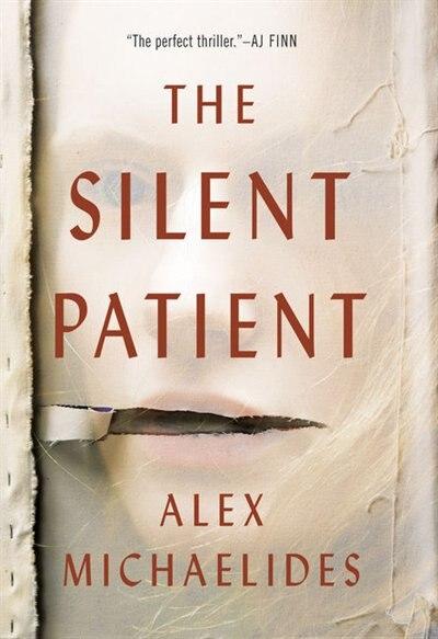 The Silent Patient: (Large  Print) by Alex Michaelides