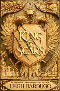 King Of Scars: Library Binding by Leigh Bardugo