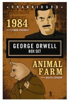 George Orwell Boxed Set: 1984 & Animal Farm  |  New Classic Edition