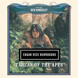 Tarzan Of The Apes by Edgar Rice Burroughs