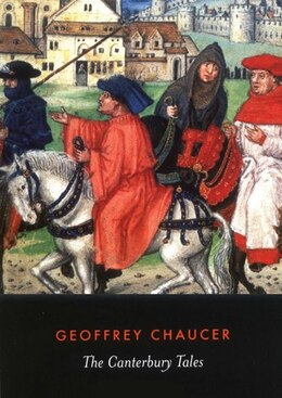 Book The Canterbury Tales: Classic Collection by Geoffrey Chaucer