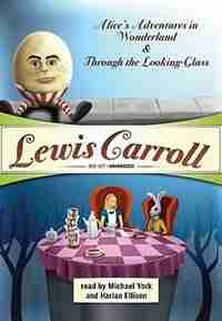 Lewis Carroll Box Set: Alice's Adventures In Wonderland And Through The Looking-glass by Lewis Carroll