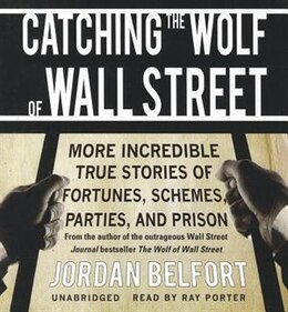 Book Catching The Wolf Of Wall Street by Jordan Belfort