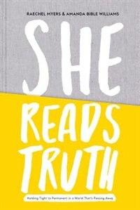 SHE READS TRUTH by Raechel Myers, Raechel