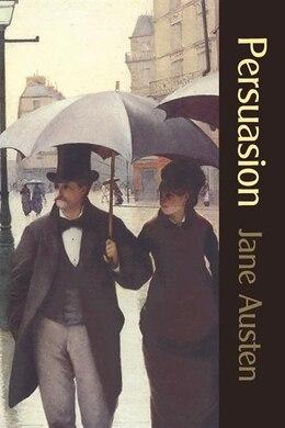 Book Persuasion by Jane Austen