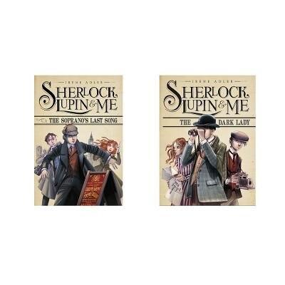 Sherlock, Lupin, and Me de Irene Adler