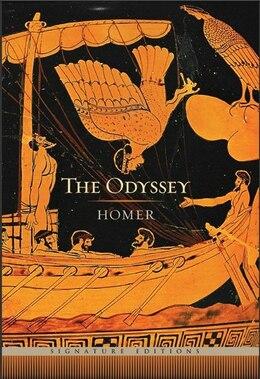 Book ODYSSEY by Homer